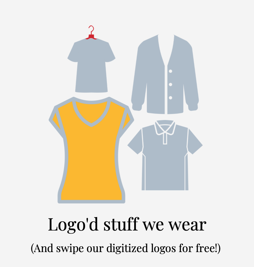 Graphics of clothing